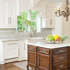 Traditional Kitchen by Isler Homes