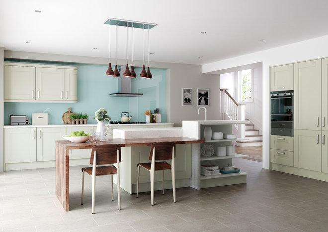 Contemporary Kitchen by Kitchen Stori