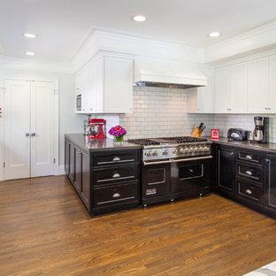 No Upper Cabinets In Kitchen Houzz