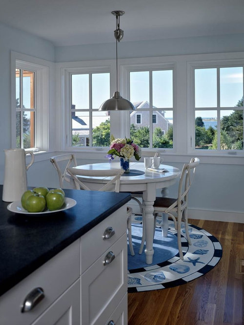 Amazing Example Of A Classic Kitchen Design In Boston With Stainless Steel  Appliances