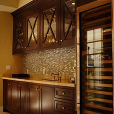 Traditional Kitchen by Finished by Design