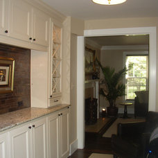 Traditional Kitchen by lee goske • 2cranesdesign