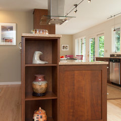 contemporary kitchen by Joel Fraley