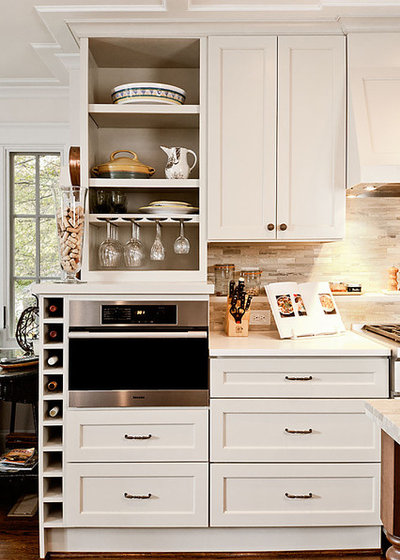 efficient kitchen design.  How to Plan Your Kitchen Storage for Maximum Efficiency