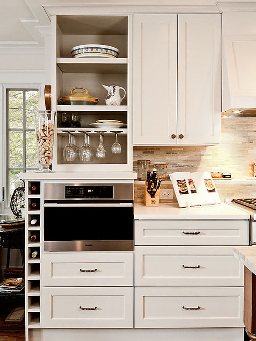Wine Glass Storage Ideas, Pictures, Remodel and Decor