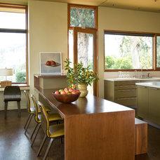 Modern Kitchen by Nicholas/Budd Architects, LLP