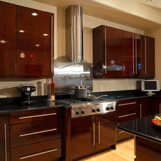 Contemporary Kitchen by Sheridan Interiors, Kitchens and Baths