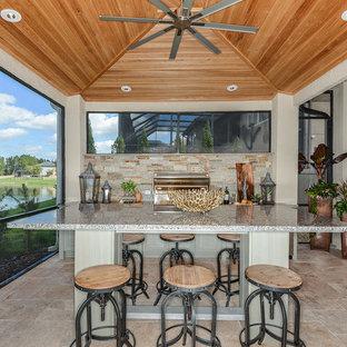 Kitchen designs - Kitchen - kitchen idea in Tampa
