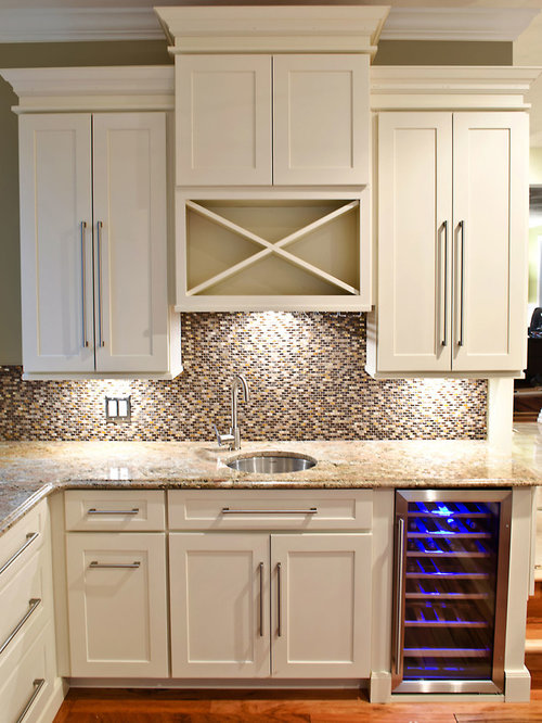 Vanilla Kitchen Cabinets Home Design Ideas, Pictures, Remodel and Decor