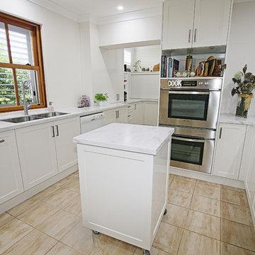 Winston Hills: Kitchen & Laundry Renovation NSW 2153