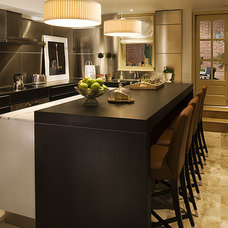 Contemporary Kitchen by huntley & co