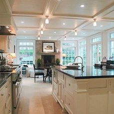 Traditional Kitchen by Wm. F. Holland/Architect
