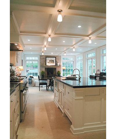 Traditional Kitchen By Wm F Holland Architect