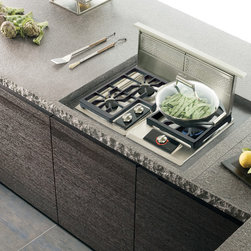 """Wolf 30"""" Cooktop Downdrafts Stainless Steel 