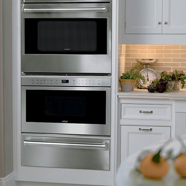 """Wolf 30"""" Professional Drawer Microwave Stainless Steel 