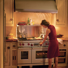traditional gas ranges and electric ranges by Kieffer's Appliances