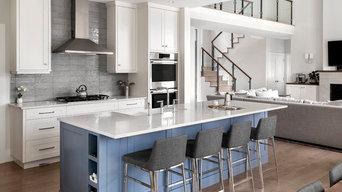 Wolf Grey Kitchen