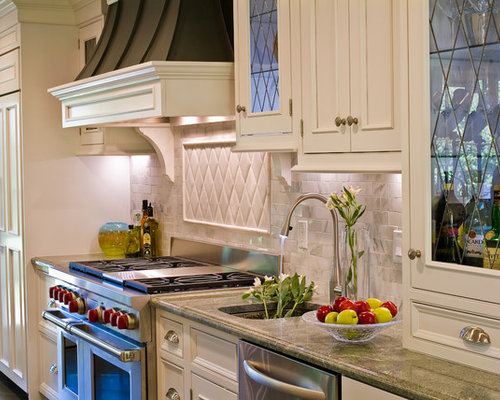 Countertop Next To Stove : Best Sink Next To Stove Design Ideas & Remodel Pictures Houzz