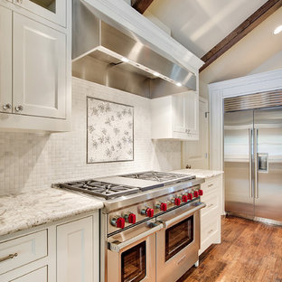 galley kitchen remodel pictures wolf range houzz 3715