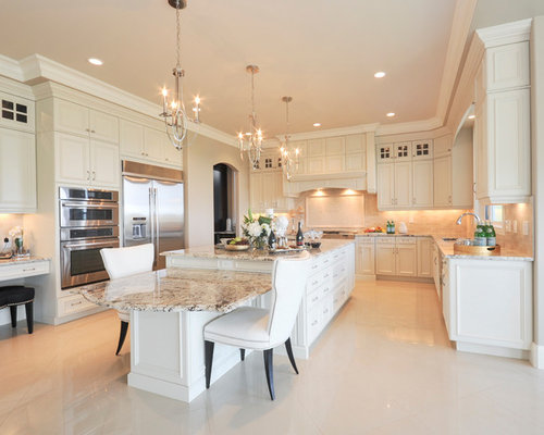 top 20 traditional kitchen with marble floors ideas & remodeling