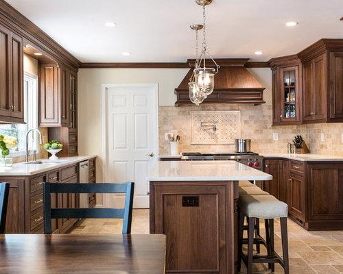 wonderful walnut kitchen remodel