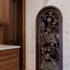 Traditional Kitchen by Doors For Builders Inc
