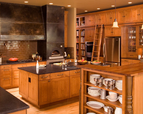 High Tech Kitchen Home Design Ideas, Pictures, Remodel and ...