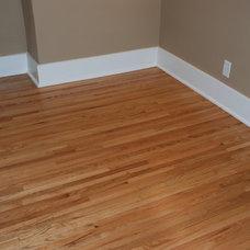 Traditional Hardwood Flooring by Select Wood Floors