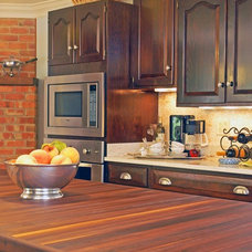 Eclectic Kitchen by Interiors Unleashed