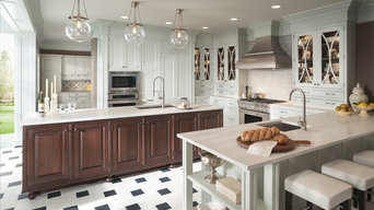 Wood-Mode Embassy Row Kitchen