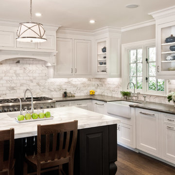 Wood-Mode Kitchen/Island 2012