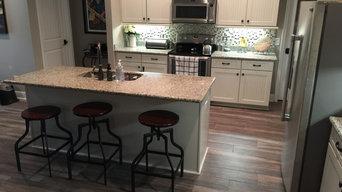 Wood Tile Floor