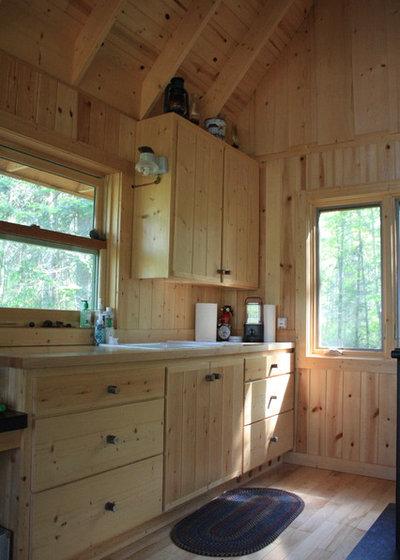 Кухня by Wood Works Homes