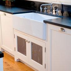 Craftsman Kitchen by Rasmussen Construction