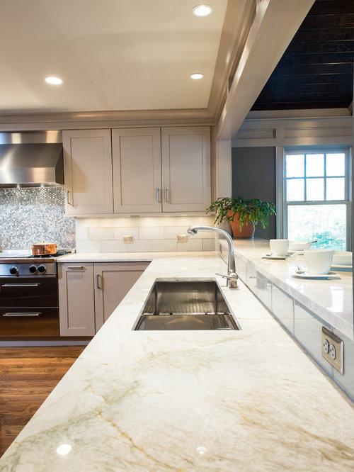 Nice Elegant Kitchen Photo In DC Metro