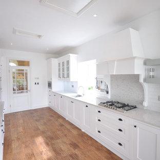 Kitchen remodeling - Kitchen photo in Dublin