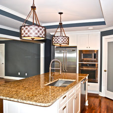 Traditional Kitchen by Berry Design Build