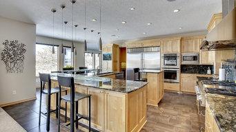 Woodbury Contemporary Kitchen