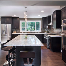 Contemporary Kitchen by Ispiri Design-Build