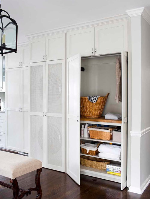 Laundry Closet Doors Home Design Ideas, Pictures, Remodel and Decor
