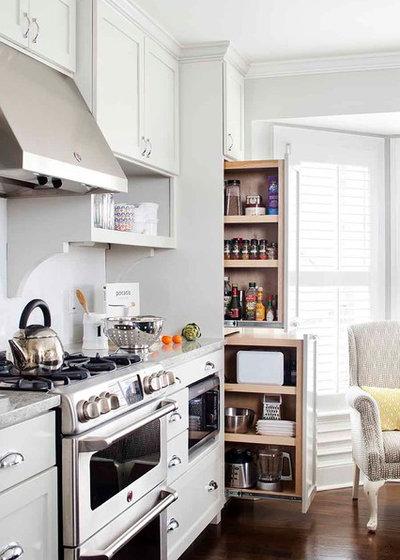 Modern Kitchen by Terracotta Design Build