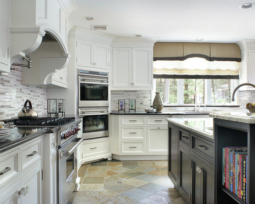 Double Oven Kitchen Houzz