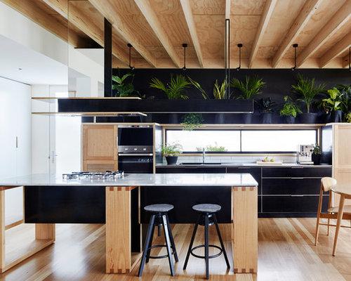 Best Contemporary Kitchen Design Ideas u0026 Remodel Pictures Houzz