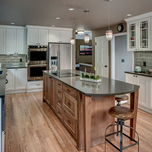 Woodinville Kitchen Fit for an Artist