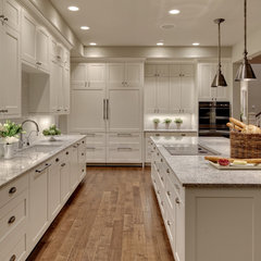 contemporary kitchen by Shuffle Interiors