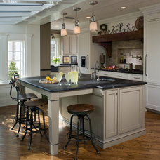 Industrial Kitchen by Kitchens by Eileen