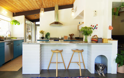 Kitchen of the Week: A Modern Kitchen With Japanese Style