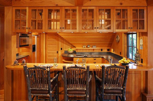 Rustic Kitchen by Carl Vernlund