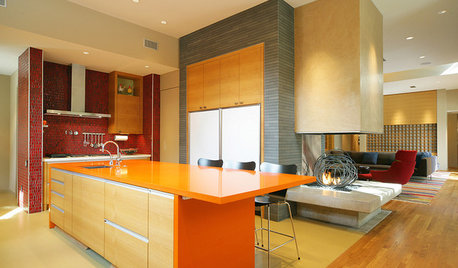 Colorful Kitchens 86 Stories