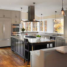 Contemporary Kitchen by Moore Architects, PC